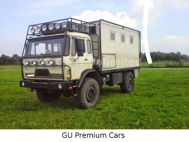 DAF YA4440 Expedition Wohnwagen Camper H Zulassung